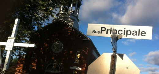 pancarte rue