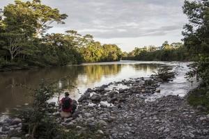 L'Amazonie près de Tena- Équateur