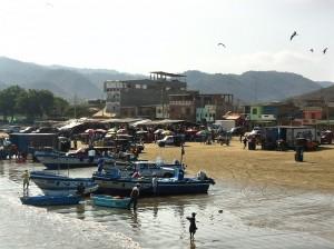 Puerto Lopez – Équateur