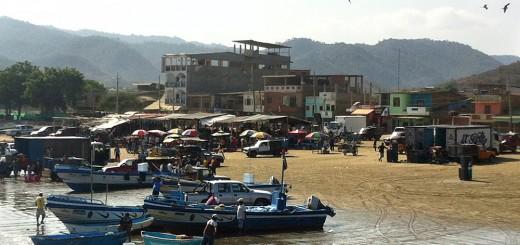 Puerto Lopez - Équateur